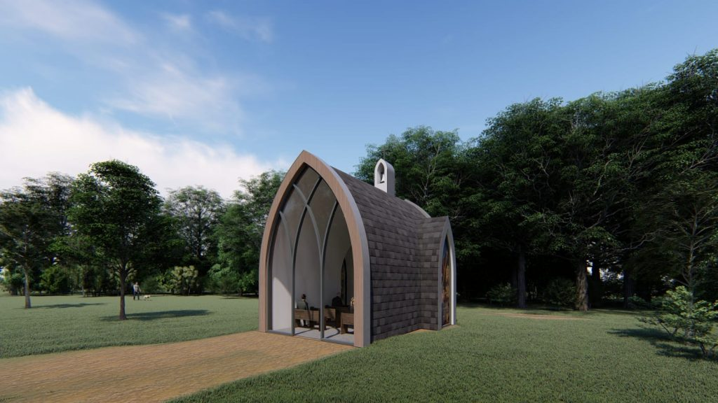 Moeder Theresa kapel in Sint-Michielsgestel